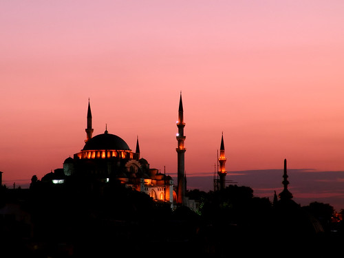 Masjid Süleymaniye   - Istanbul