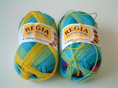 Regia Nation Color- Rainbow