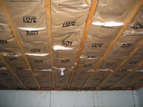 Should I Insulate My Basement Ceiling? - Energy Auditing Blog