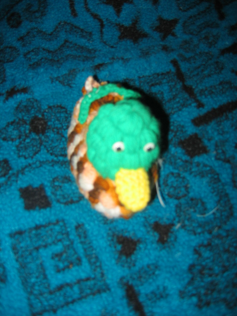 Toys from the Past: Yarn Duck