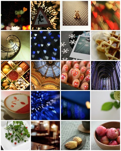 Top 20 favourites for 2006 as chosen by the Flickr world