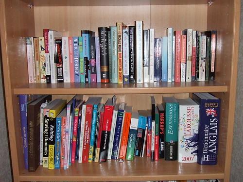 """My"" Shelves."