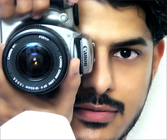 My PaSsioN (.ღ♫°Qanas°♫ღ.) Tags: camera new cute face canon half passion qanas mrnice cheeeeezzz