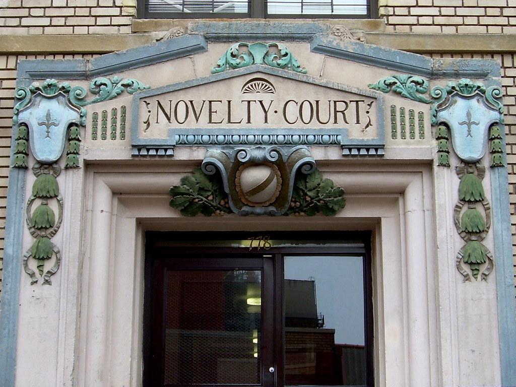 novelty court, williamsburg
