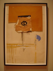 """In White and Yellow Ochre"" (1961) (junyagi) Tags: art circle washingtondc contemporary dupon philipscollection robertmotherwell"