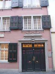Beethoven's House (MikeCCrutchfield) Tags: germany bonn bonngermany
