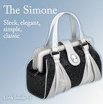 cameo satchel by Charles L. Thomas