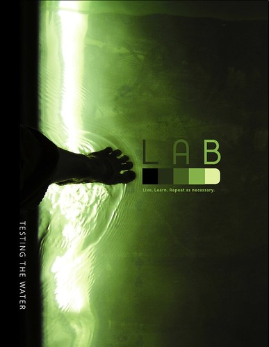 LAB magazine - live. learn. repeat. ISSUE 0.5