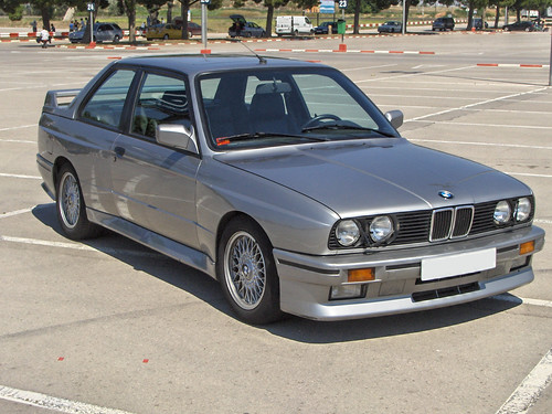 BMW M Present CAR SPOTTERS Guide See Discussion Board - 1992 bmw m3