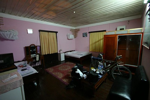 Phuong Thanh Hotel, Dalat. 6 USD - a true bargain!