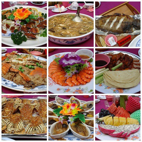 WeiYa Foods (Chinese New Year Dinner from company to employees)