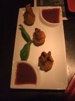 Shrimp Ashley Rangoon