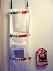 Pocket Wall Organizer