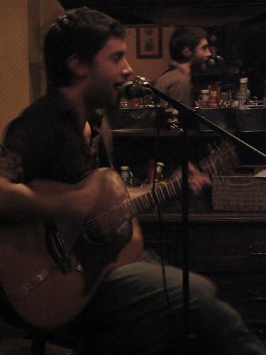 Mike Sings