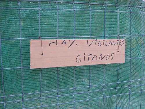 Vigilantes Gitanos