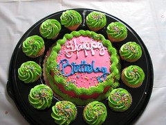 Lorelei's birthday cake