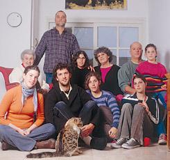 משפחת יהל במוסף הארץ