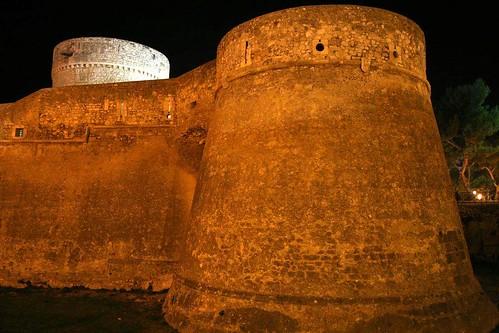 The castle in Manfredonia! tm