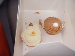 Cupcakes From West Egg Cafe