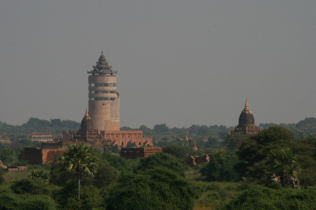 Nann Myint Tower, Bagan