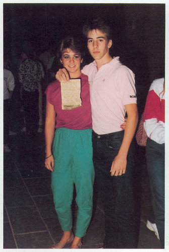 1986: Me and Terha