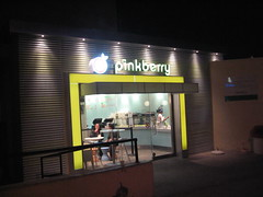 Pinkberry in WeHo
