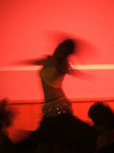 Oriental dancing