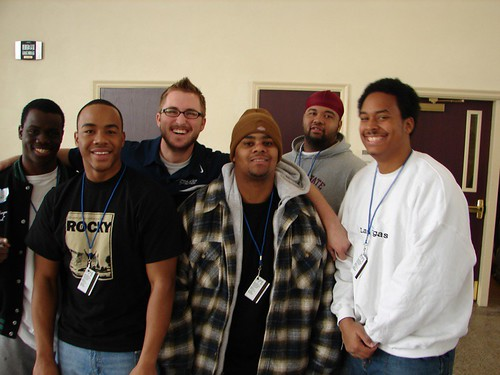 me & some of the the guys I meet with