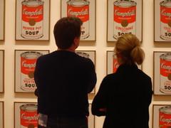 warhol @ MoMA
