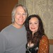 Michael Beck and Debra Van Valkenberg of The Warriors