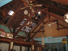 Ozone Cafe in Padangbai