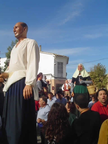 En Jaume, gegant de Binissalem