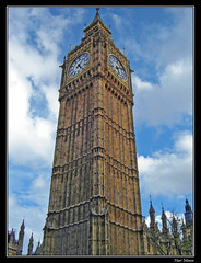 Big Ben (Hari_Menon) Tags: england london beautiful westminster photoshop geotagged europe searchthebest unitedkingdom housesofparliament bigben clocktower palaceofwestminster ststephenstower supershot tonemapping pseudohdr abigfave colorphotoaward qtpfsgui qtpfs goldenphotographer heritagesite279