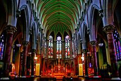 Slainte mhor agus a h-uile beannachd duibh (Karnevil) Tags: ireland dublin church christ cathedral holy colorphotoaward impressedbeauty cathedralchurchoftheholytrinity