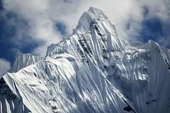Ghandrava Chuli (elosoenpersona) Tags: nepal mountain snow mountains ice nikon asia d70 nieve himalaya montaa annapurna hielo sanctuary basecamp abw chuli sigma70300f456 gandharva supershot annapurnasanctuary saarc superbmasterpiece travelerphotos ghandrava excellentphotographerawards ghandarva elosoenpersona