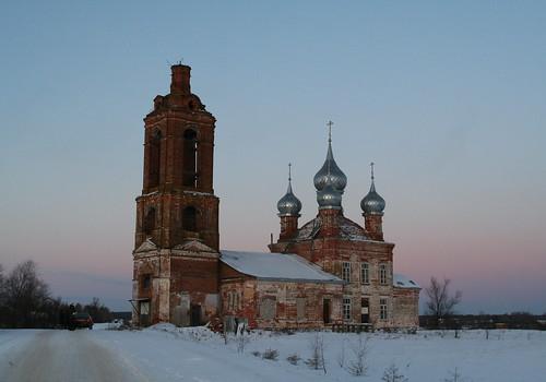 Никольская церковь / Nicholas church