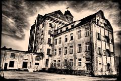 Malzfabrik (carstenarnold.de) Tags: abandoned germany munich mnchen factory fabrik nuts dri hdr hdri nutsmuc