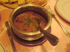 Solukhumbu Bhenda curry dish at the Khukuri in Edinburgh.jpg