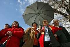 075D18139 (Paulgi) Tags: carnival people man tree portugal umbrella women europe viseu cabanas paulgi viriato