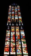 超級美麗的彩繪玻璃