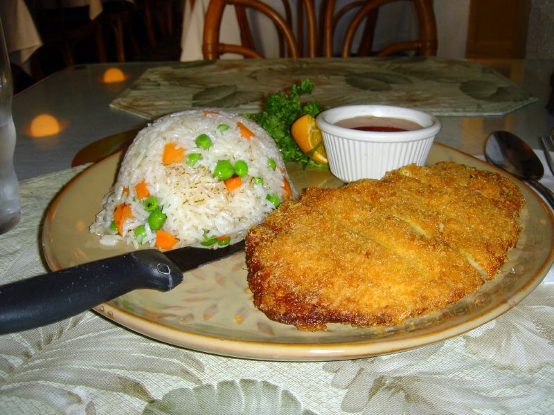 Chicken & Fried Rice Special
