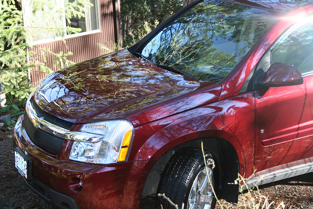 chevy wax equinox p21s