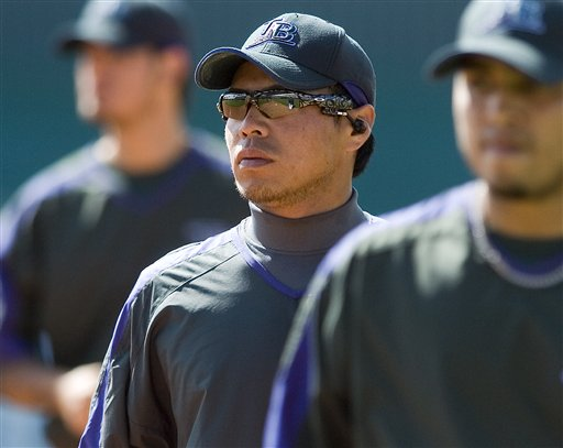 The Hangover: Devil Rays Set To Announce 2010 Opening Day Starter