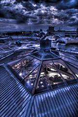 Miranda Fair HDR (alexkess) Tags: mall shopping nikon sydney australia fair nsw d200 miranda carpark hdr