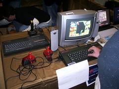Computer Emuzone en MadriSX 2007