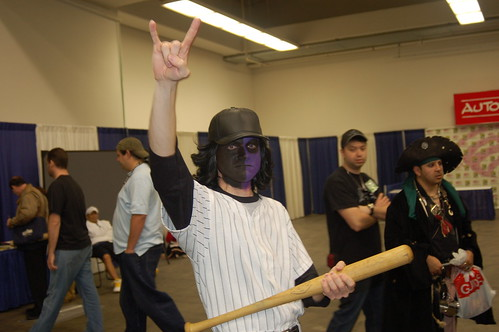 Wonder Con 2007: Baseball Furies are F'n Metal