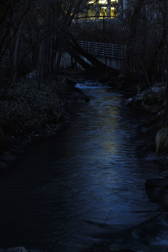 Light at the end of the River