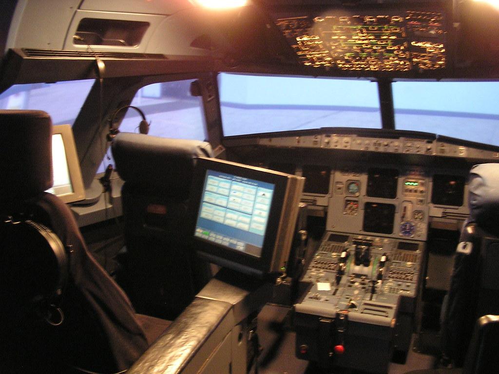 Simulador A320