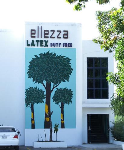 Saipan - Ellezza mural