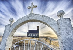 Miracle in Iceland (Stuck in Customs) Tags: world travel light art church beautiful photography photo iceland nikon bravo gate worship colorful pretty photographer christ cross dynamic stuck god gates gorgeous cemetary religion jesus d2x dream chapel fresh divine professional adventure holy international photograph sacred stunning getty top100 charming foreign fabulous technique heavenly hdr tutorial trey gettyimages customs artisitic engaging highquality travelphotography ratcliff d2xs hdrtutorial stuckincustoms imagekind treyratcliff focuspocus stuckincustomsgooglescreensaver focuspocus2 representedbygetty curtissimmons